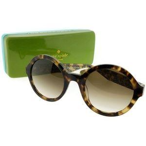 KHRISTA-S-S28-52 Women's Tortoise Frame Sunglasses